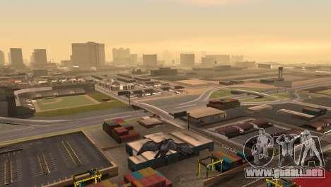 La posibilidad de GTA V para jugar a los pájaros para GTA San Andreas tercera pantalla