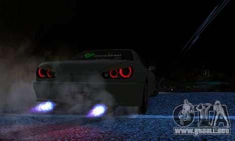 Elegy I Love GS v1.0 para la visión correcta GTA San Andreas