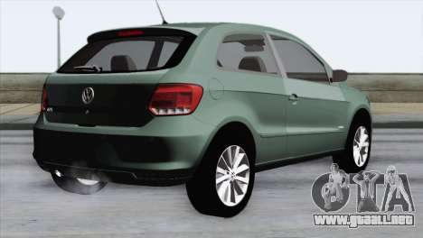 Volkswagen Golf Trend para GTA San Andreas left