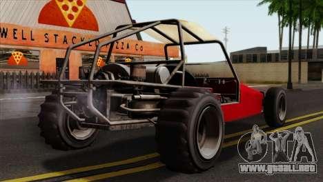 GTA 5 Dune Buggy SA Mobile para GTA San Andreas left