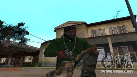Black Deagle para GTA San Andreas