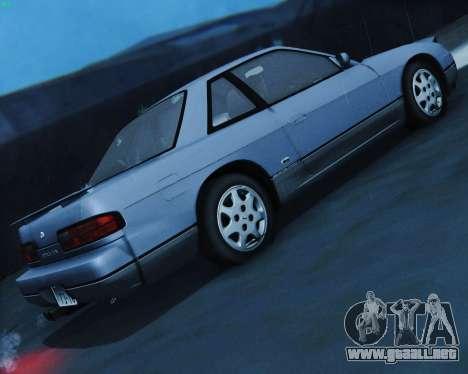 Nissan Silvia S13 para GTA San Andreas left