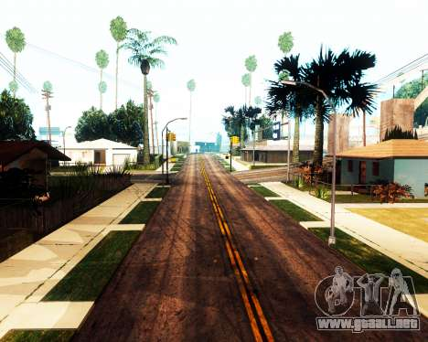 Light ENBSeries v1.0 para GTA San Andreas