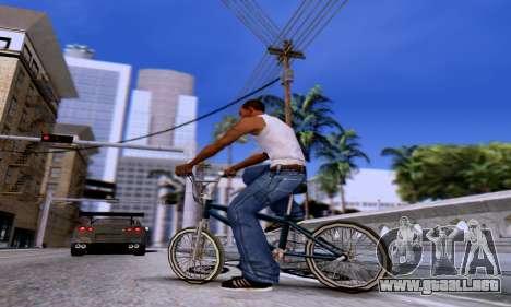 ENB Series EvoGraphics v 1.0 para GTA San Andreas