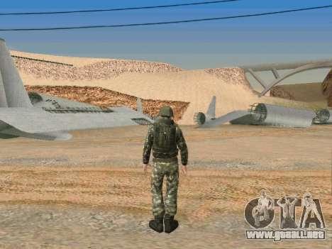 Cine de las fuerzas especiales de la URSS para GTA San Andreas séptima pantalla