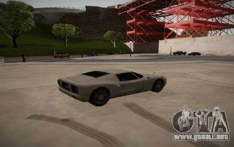 ENB por medio de la PC para GTA San Andreas tercera pantalla