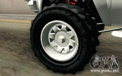 Technical from GTA 5 para GTA San Andreas vista posterior izquierda