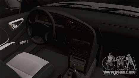 Chevrolet Niva para la visión correcta GTA San Andreas