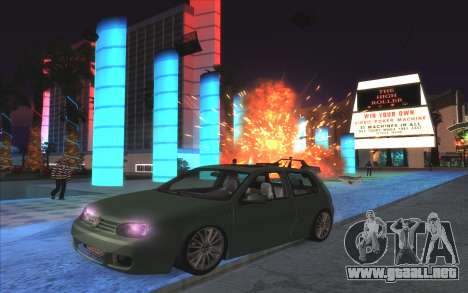 Agradable ColorMod para GTA San Andreas séptima pantalla