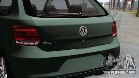 Volkswagen Golf Trend para la visión correcta GTA San Andreas