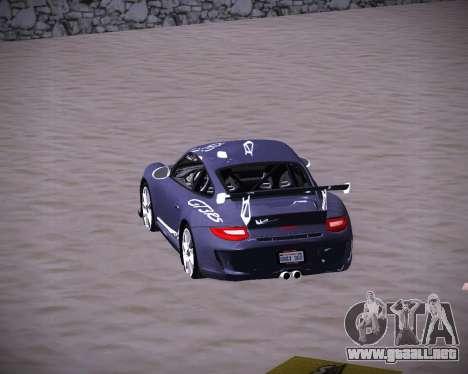Extreme ENBSeries para GTA San Andreas quinta pantalla