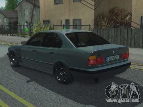 BMW 525 E34 Tune para GTA San Andreas left