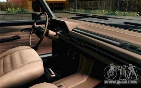 Pickup from Alan Wake para la visión correcta GTA San Andreas