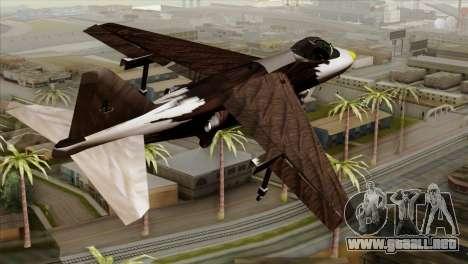 Hydra Eagle para GTA San Andreas left
