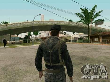 Cine de las fuerzas especiales de la URSS para GTA San Andreas tercera pantalla