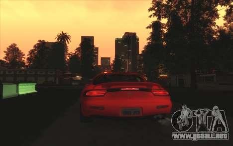 Agradable ColorMod para GTA San Andreas tercera pantalla