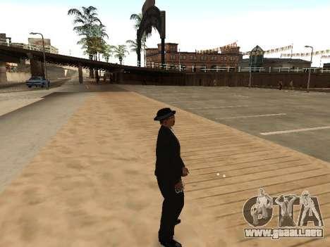CLEO abusado de mí mismo para GTA San Andreas segunda pantalla