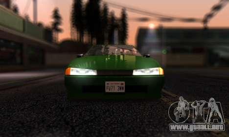 Elegy I Love GS v1.0 para visión interna GTA San Andreas