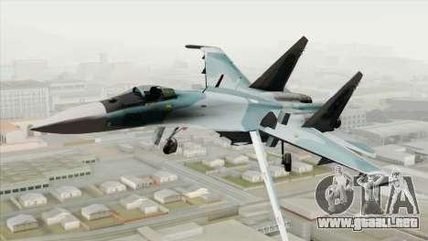 Sukhoi SU-27 PMC Reaper Squadron para GTA San Andreas