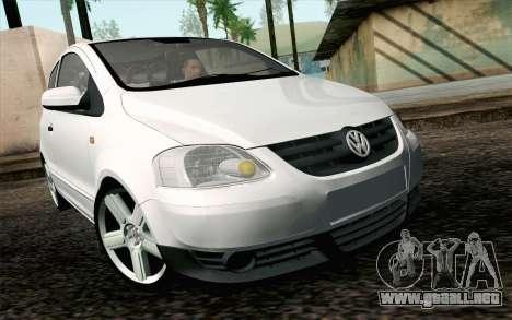 Volkswagen Fox para GTA San Andreas