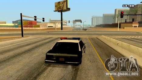 ColorMod by PhenomX3M v.3 para GTA San Andreas octavo de pantalla