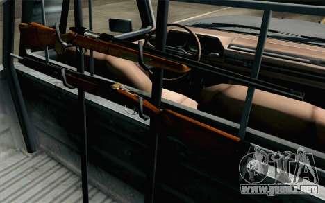 Pickup from Alan Wake para visión interna GTA San Andreas