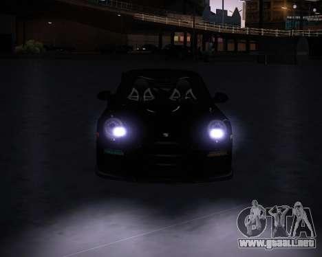 Extreme ENBSeries para GTA San Andreas tercera pantalla