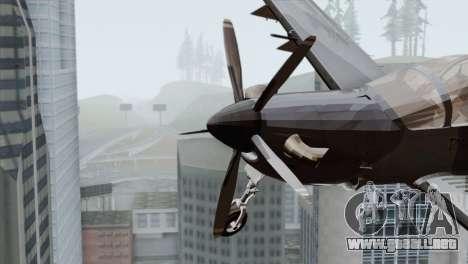 Embraer A-29B Super Tucano Marines para la visión correcta GTA San Andreas