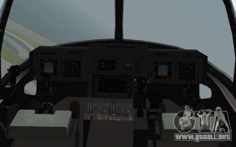 MV-22 Osprey VMM-265 Dragons para la visión correcta GTA San Andreas