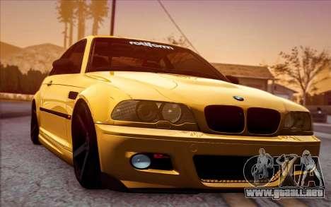 MLS ENBSeries para GTA San Andreas tercera pantalla