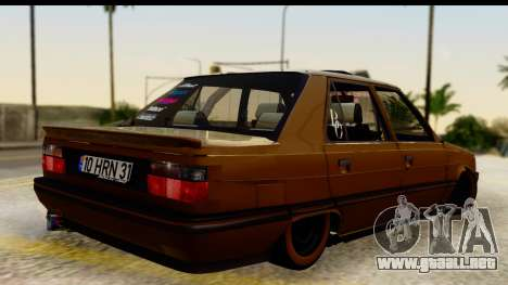 Renault Broadway para GTA San Andreas left
