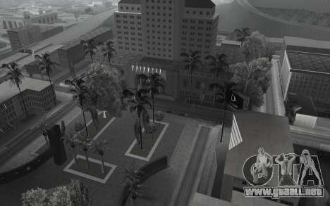 En blanco y negro ColorMod para GTA San Andreas segunda pantalla