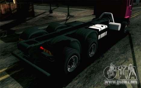 DFT-30 New para GTA San Andreas vista hacia atrás