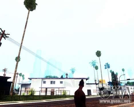 Light ENBSeries v1.0 para GTA San Andreas sucesivamente de pantalla