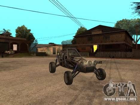 Las luces estroboscópicas v3 para GTA San Andreas tercera pantalla