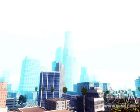 Light ENBSeries v1.0 para GTA San Andreas tercera pantalla