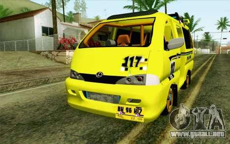 Daihatsu Espass Angkot YRT para GTA San Andreas