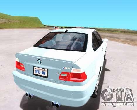 ENB plus para GTA San Andreas tercera pantalla