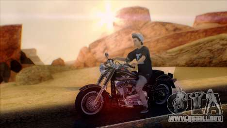 Pierce The Veil ENB para GTA San Andreas quinta pantalla