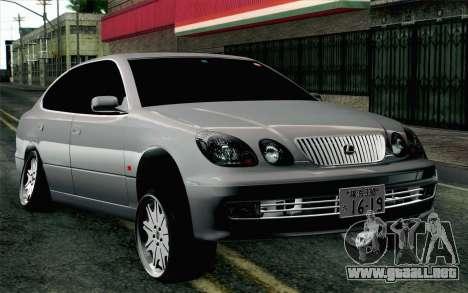 Lexus GS 300 para GTA San Andreas