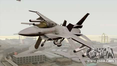 F-16C Block 52 para GTA San Andreas