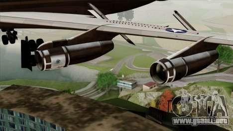Boeing VC-137 para la visión correcta GTA San Andreas