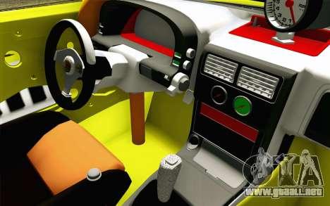 Daihatsu Espass Angkot YRT para la visión correcta GTA San Andreas