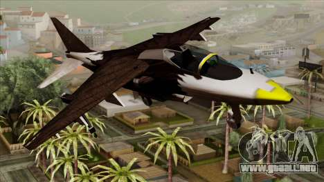 Hydra Eagle para GTA San Andreas