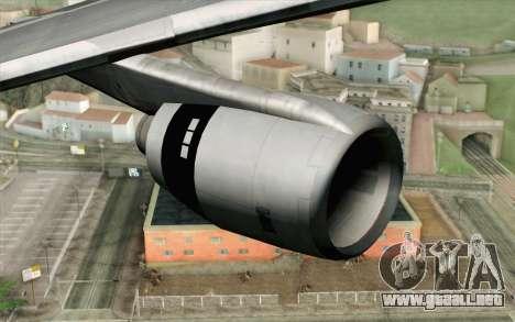 Lookheed L-1011 Iberia para la visión correcta GTA San Andreas