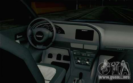 GTA 5 Obey Tailgater v2 IVF para la visión correcta GTA San Andreas