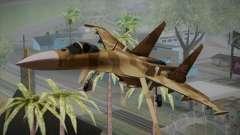 SU-27 Warwolf Squadron para GTA San Andreas