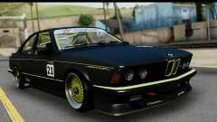 BMW M635 E24 CSi 1984
