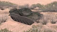 Tanque T-72B