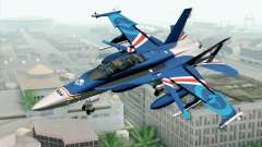 F-18D RAAF 20th Anniversary para GTA San Andreas